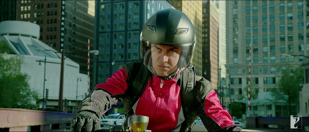 Aamir Khan On The First Trailer Of Dhoom 3