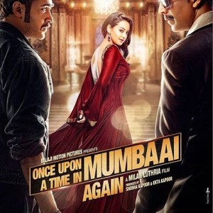 Once Upon A Time In Mumbaai Again Poster