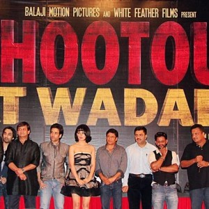 Shootout at Wadala Movie First Look