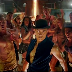 Dhoom 3: Aamir On The Dhoom Tap Dance Song Promo