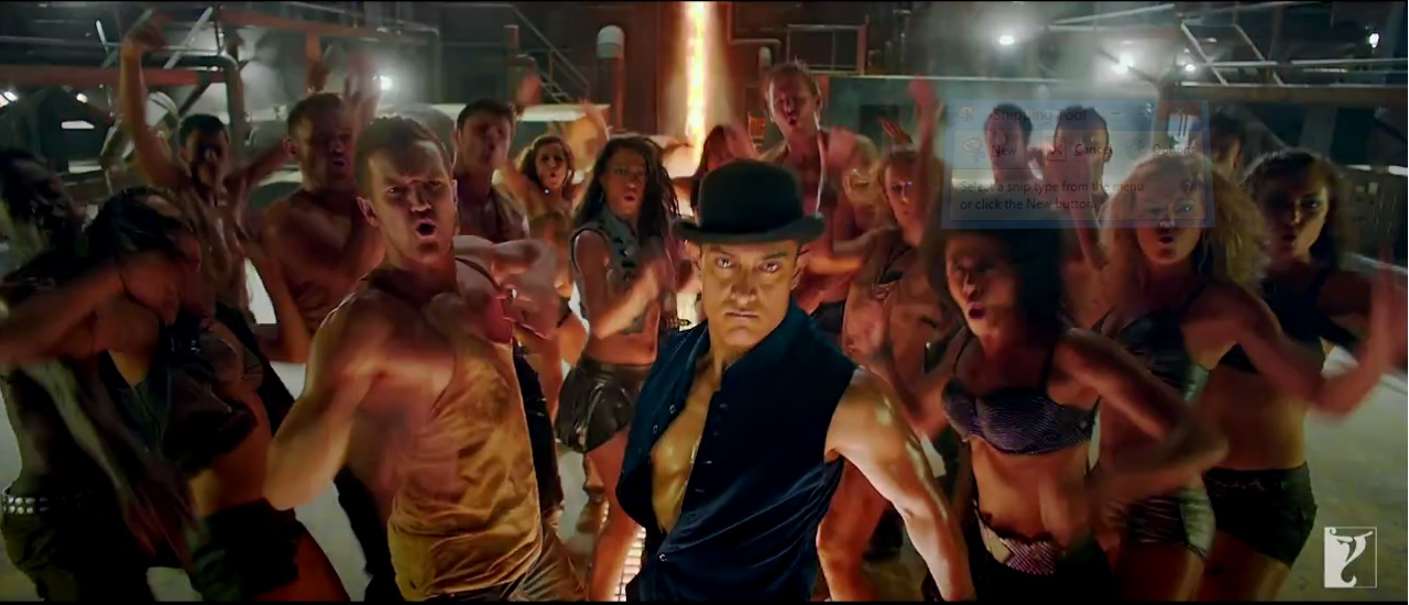 Dhoom Tap Dance (Dhoom 3) Full HD
