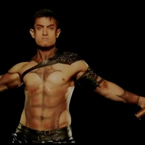 Dhoom 3: Aamir On the Promo Song Of Malang