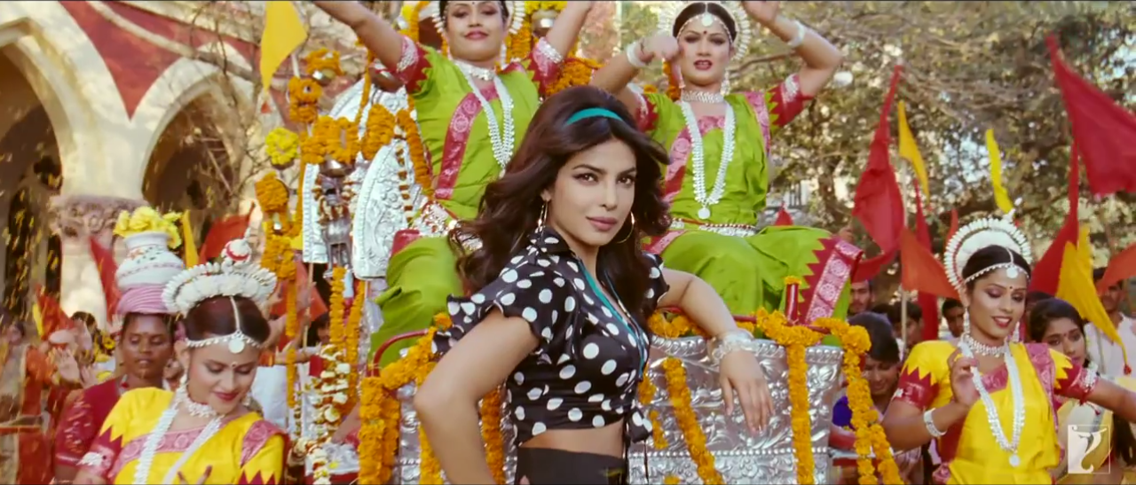 Killing Look Of Priyanka Chopra In Gunday Official Trailer