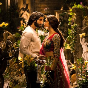 Ranveer and Deepika On Goliyon Ki Rasleela Ramleela