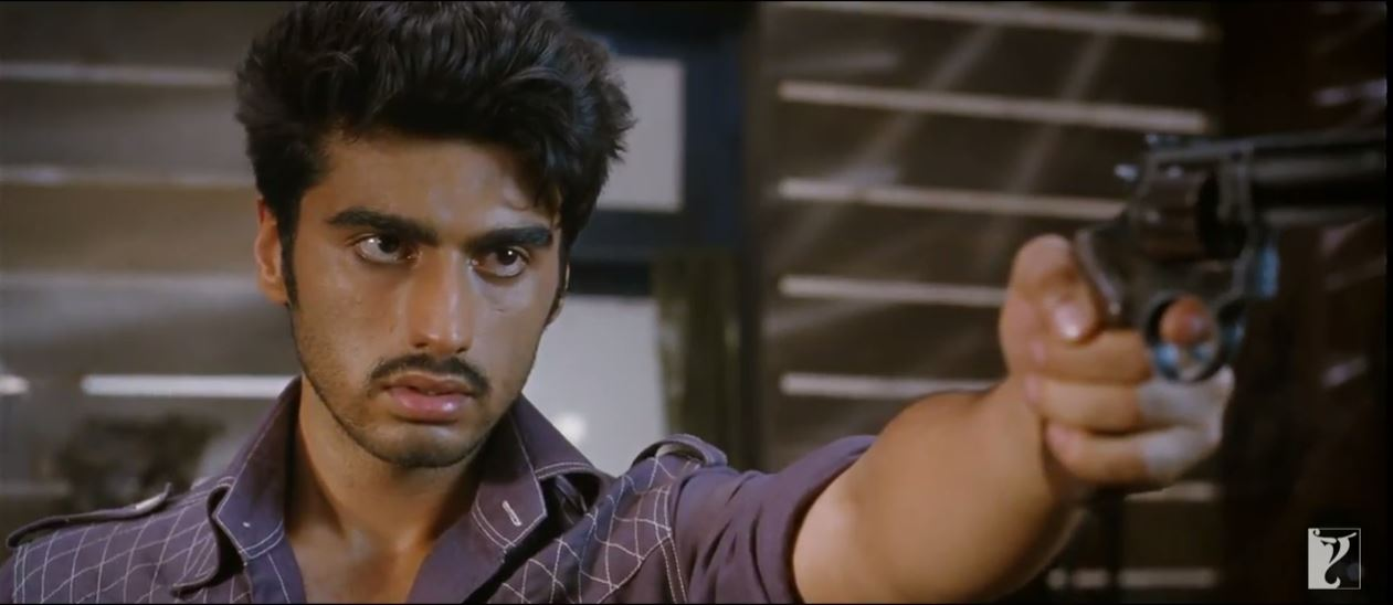 Arjun Kapoor In Saaiyaan Video Song - Gunday (2014)