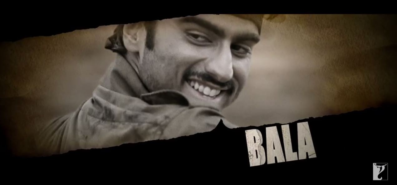 Bala (Arjun Kapoor) In Jashn E Ishqa Video Song - Gunday (2014)