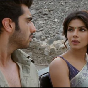 Emmotiolnal Eye Contact Between Bala And Nandita In Gunday Movie Video Song Saaiyan