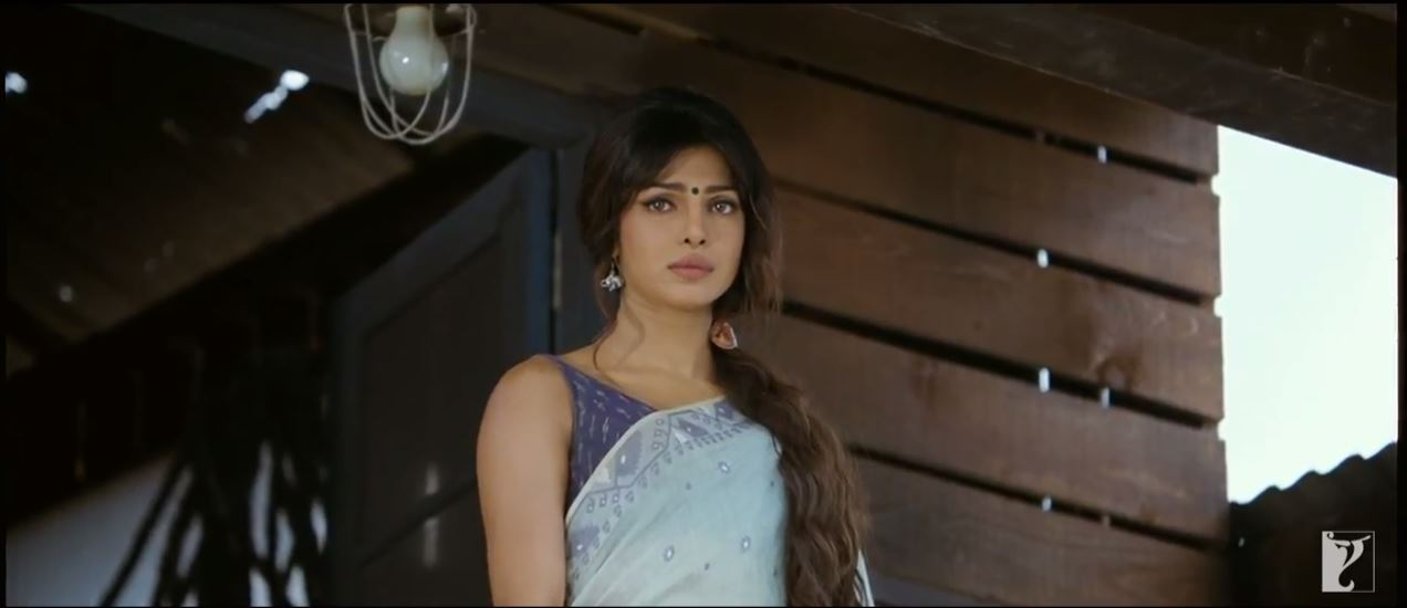 Sad Look Of Priyanka Chopra In Gunday Movie Saaiyaan Song
