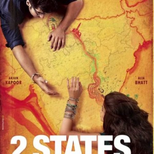 First Look Of 2 States Movie By Alia Bhatt And Arjun Kapoor