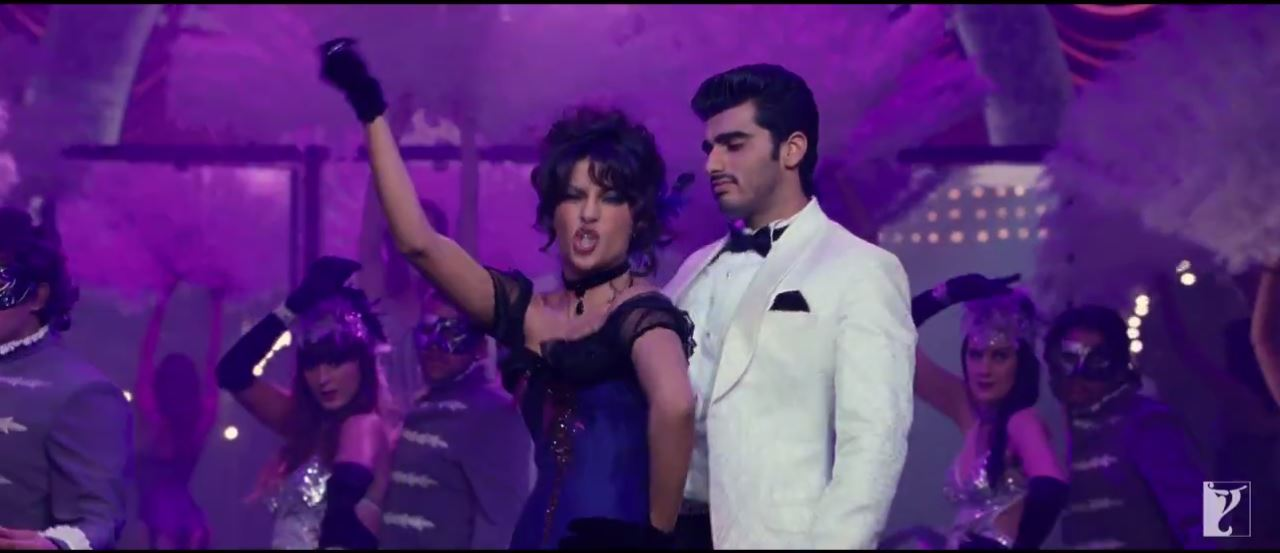 Priyanka Chopra And Arjun Kapoor In Asalaam e Ishqum Song