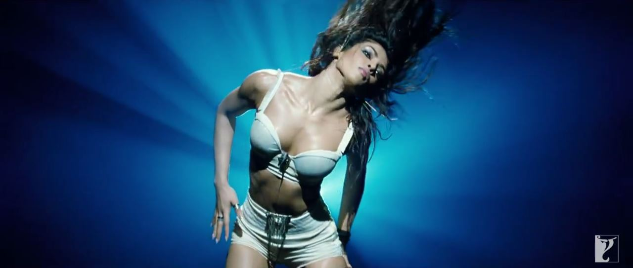 Priyanka Chopra Looking Sexy In White Bikini In Asalaam e Ishqum Song
