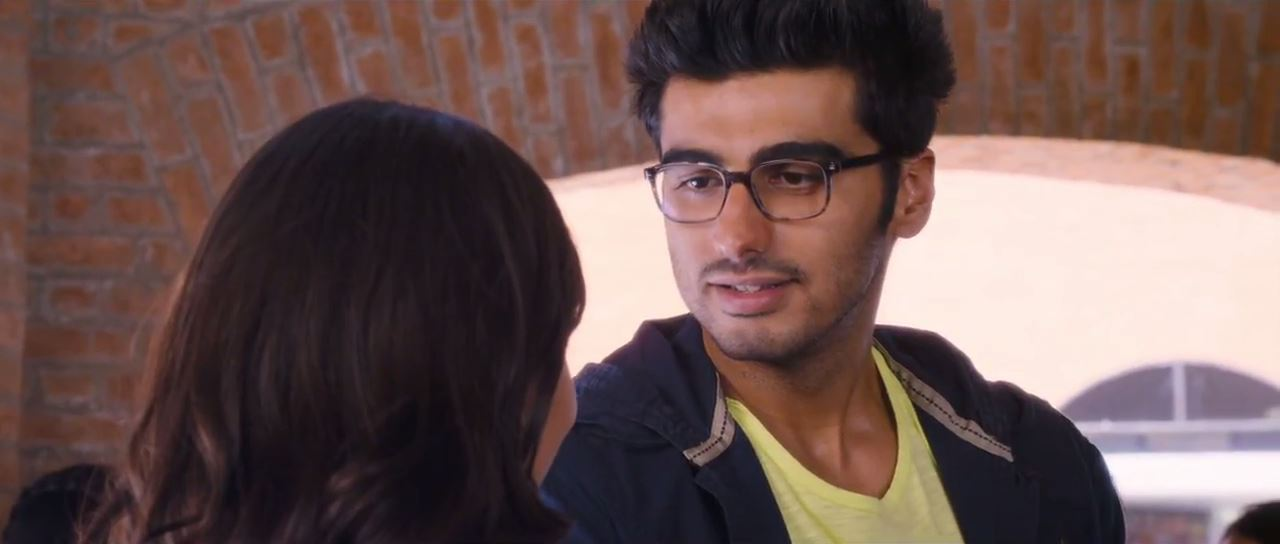 2 States: Arjun Kapoor Looking Handsome With Eye Glasses