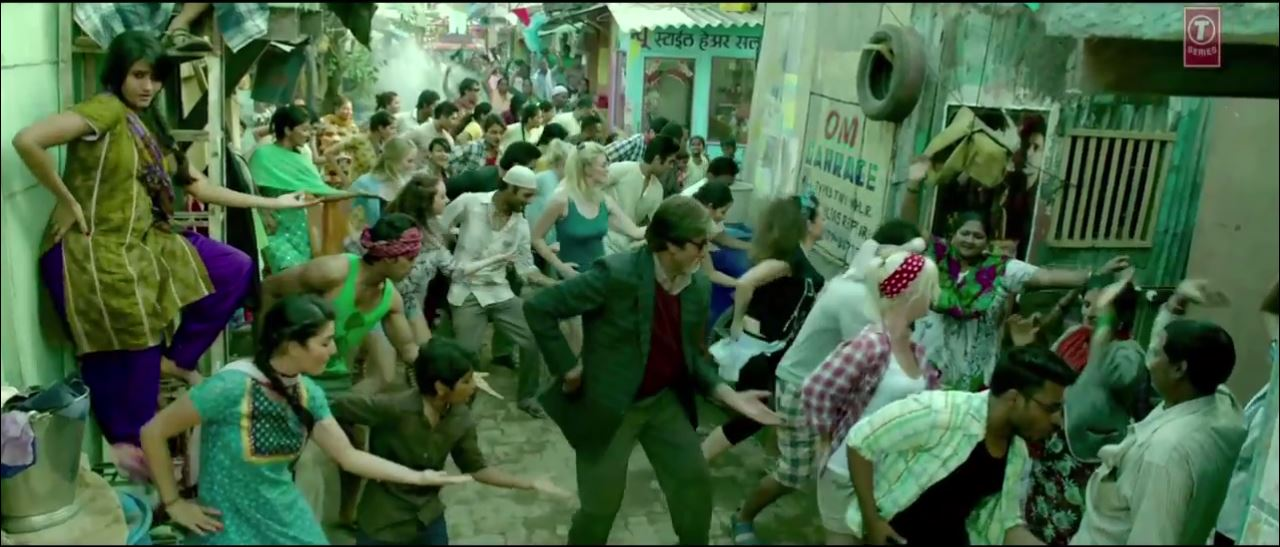Party Toh Banti Hai Song Of Bhoothnath Returns Ft. Mika Singh, Amitabh Bachchan