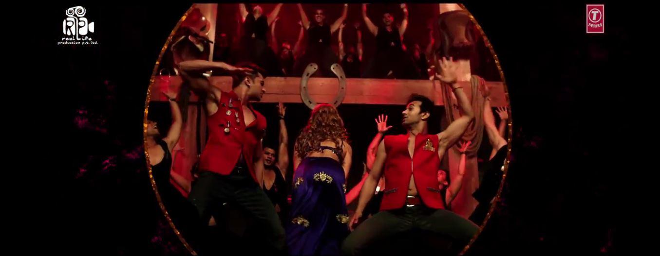 Ummbakkum Video song- Pulkit Samrat And Bilal Amrohi Enjoying Dance Moves With Iulia Vantur