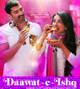 Daawat-e-Ishq Official Poster