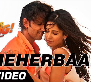 Bang Bang Film Meherbaan HD Video Song