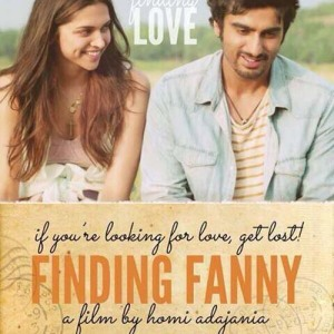 Finding Fanny Poster Arjun Kapoor Deepika Padukone