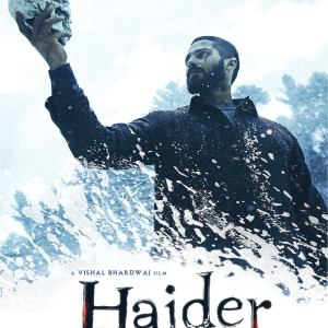 Haider Poster Shahid Kapoor Shraddha Kapoor