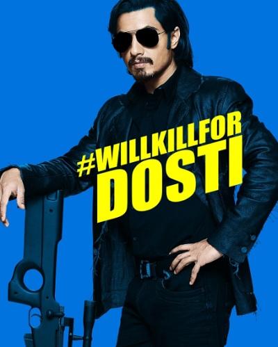 Kill Dil Poster - Ali Zafar