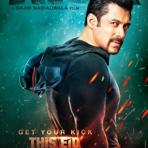salman khan kick movie poster