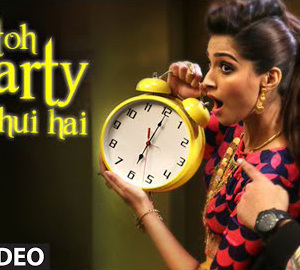 Abhi Toh Party Shuru Hui Hai Full HD Video Song Download Khoobsurat Movie