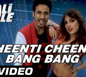 Cheenti Cheenti Bang Bang Full HD Video Song Download Sonali Cable Movie