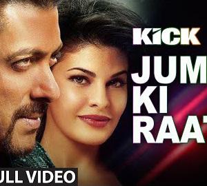 Jumme Ki Raat Full HD Video Song Download Kick Movie