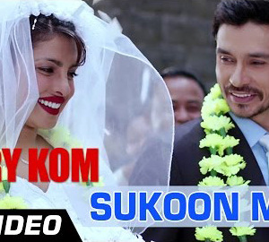 Sukoon Mila Full HD Video Song Download Mary Kom Movie