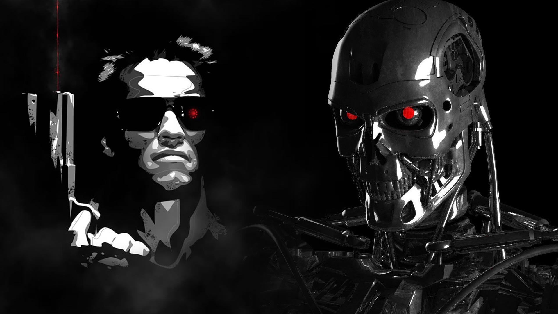 Arnold Schwarzenegger in Terminator 5 Fenesis Movie