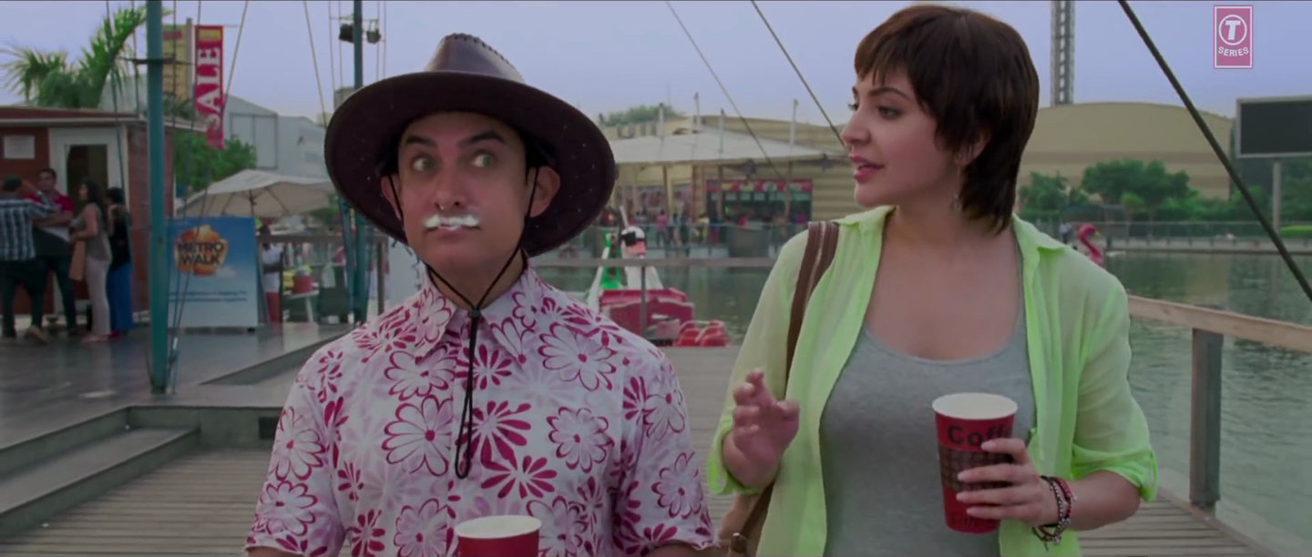 Aamir Khan Funny Love is a Waste of Time Song from PK Movie