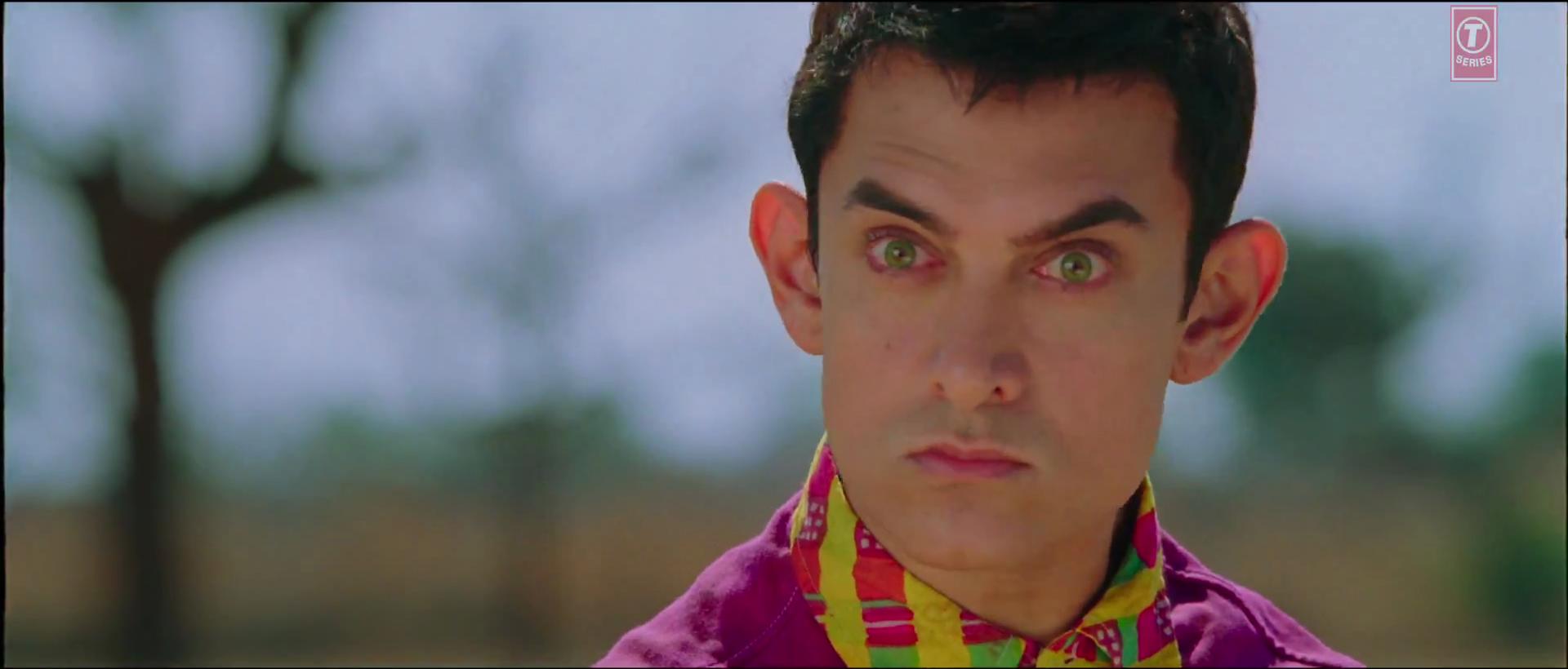 Aamir Khan New Face In PK Movie HD Wallpaper