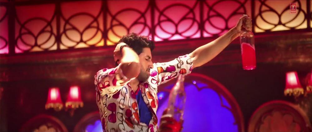 Abhishek Bachchan Dancing in Lovely Video Song