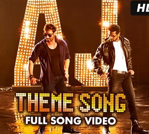 AJ Theme HD Video Song Download From Action Jackson Film