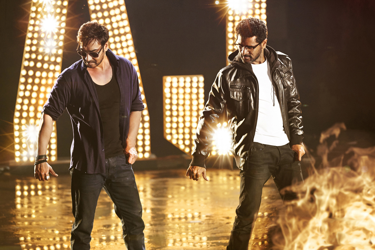 Action Jackson Movie Aj Theme Hd Video Song Is Out Ft Ajay Devgan