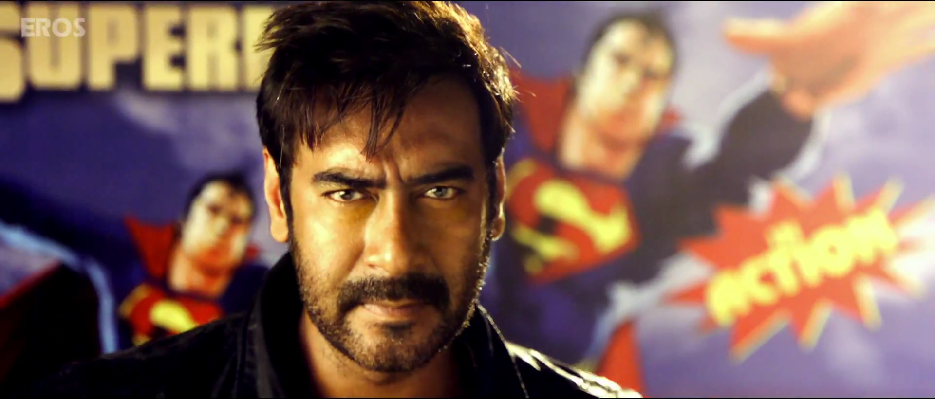 Ajay Devgan New Face In Aaction Jackson Movie