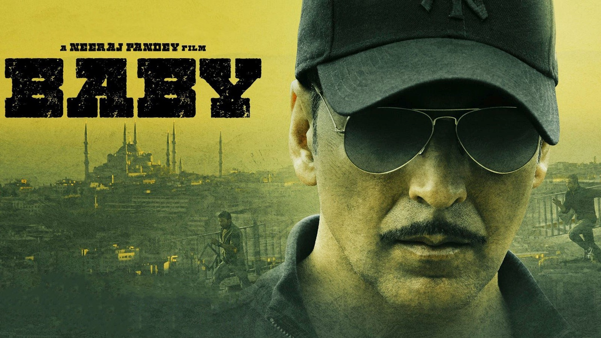 Akshay Kumar in Baby First Look Official Trailer HD Video