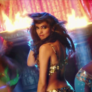 Deepika Padukone First Look in Lovely Item Song