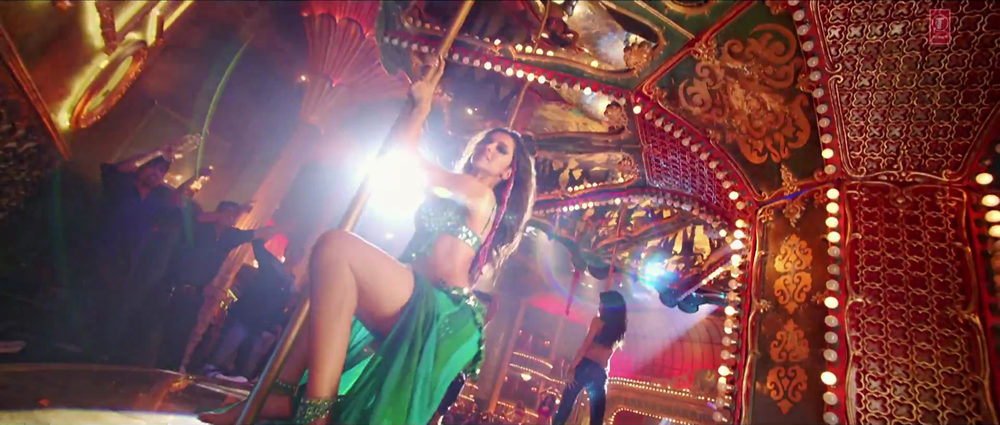 Deepika Padukone Pole Dancing in Lovely Item Video Song