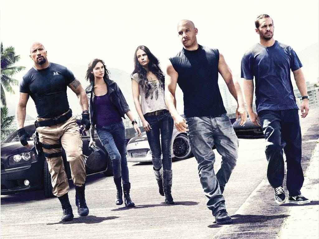 Fast & furious 7 official ending scene paul walker tribute hd.