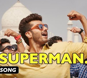 First Officia HD Video Song Superman from Tevar Film