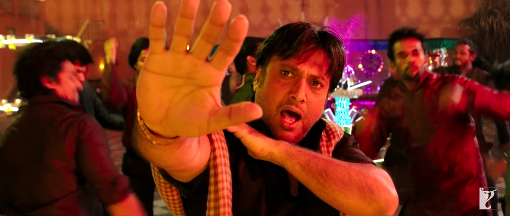 Govinda Acting Dance In Bol Beliya Song from Kill Dil Movie