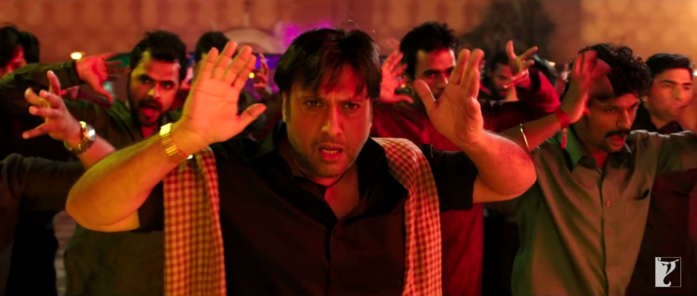 Govinda Dance in Bol Beliya HD Video Song From Kill Dil Film