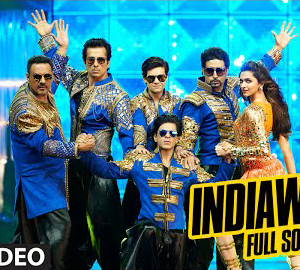 IndiaWaale Full HD Video Song from Happy New Year