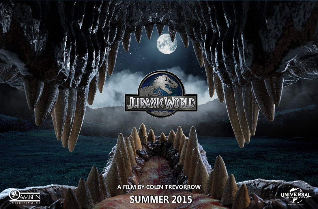 Jurassic World Poster and Offiial Trailer HD Video Download