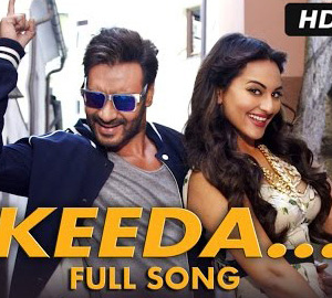 Keeda Official HD Video Song Download from Action Jackson Film