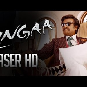 Lingaa First Official Teaser HD Wallpaper Download