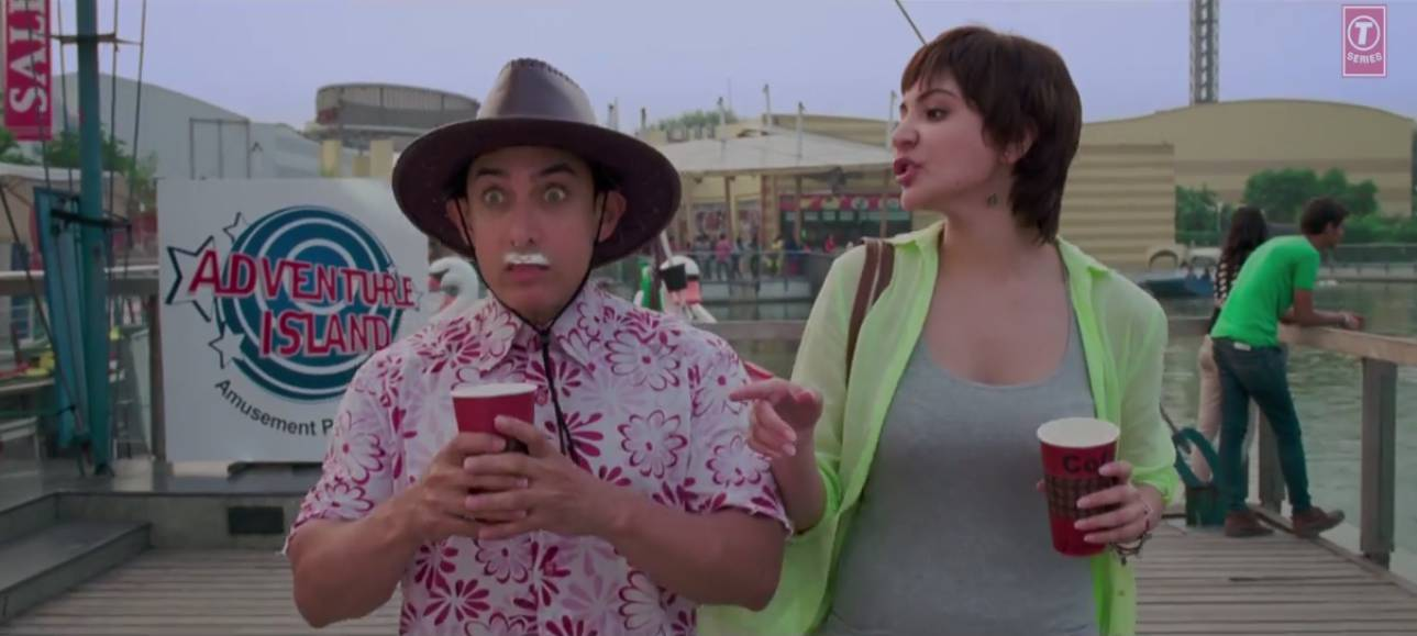 Love Is A Waste Of Time HD Video Song From PK Movie