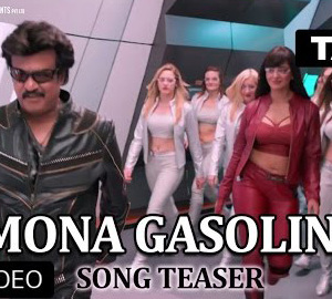 Mona Gasolina Official Song Teaser HD Video Download From Lingaa