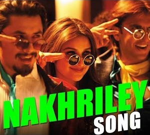 Nakhriley Official HD Video Song Download From Kill Dil Film