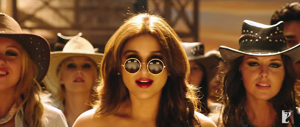 Parineeti Chopra Beautiful Face In Nakhriley Song